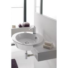 Lavabo da appoggio/sospeso Wish Shelf