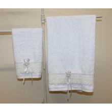 Set 2 asciugamani