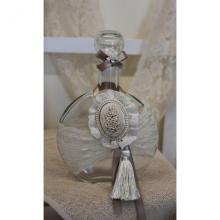 Bottiglia Tonda Piatta Romantic
