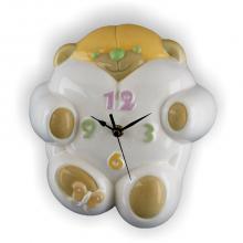 Orologio Orsetto 22x24 cm