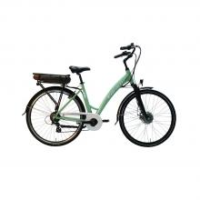 Bici elettrica donna Amatrice 28''