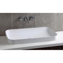 Lavabo semincasso/appoggio cm 75 Soft Elegance