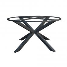 Base in ferro Cricket per tavoli tondi