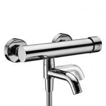 Miscelatore per vasca esterno completo di accessori doccia Gemma