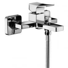 Miscelatore esterno per vasca completo di accessori doccia Prestige