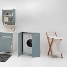 Mobile contenitore lavatrice