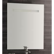 Specchio con Led frontale 70x74 cm Filo Lucido