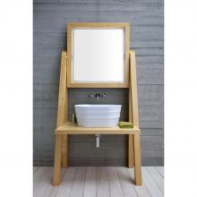 Mobile portalavabo in legno cm 100x204 Camerino