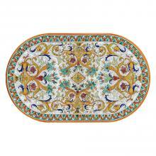Tavoli in pietra lavica ovale Venezia