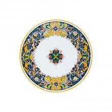 Tavolo in pietra lavica tondo Grandi Maioliche