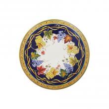 Tavolo in pietra lavica tondo Uva Nuova