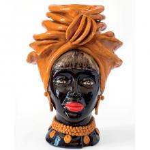 Testa di Moro modello Naomi Africa N05
