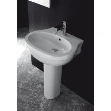 Lavabo su Colonna X.One