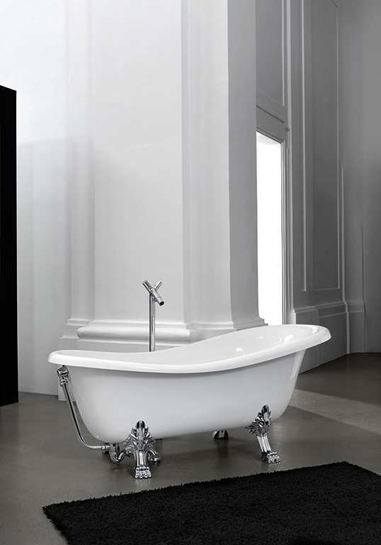 Vasca da bagno con piedini epoca vasche classiche prezzi - Vasca da bagno con piedini prezzi ...