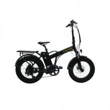 Bici elettrica pieghevole Mod. E-Fat 20''