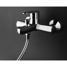 Miscelatore esterno per vasca completo di doccia Indy