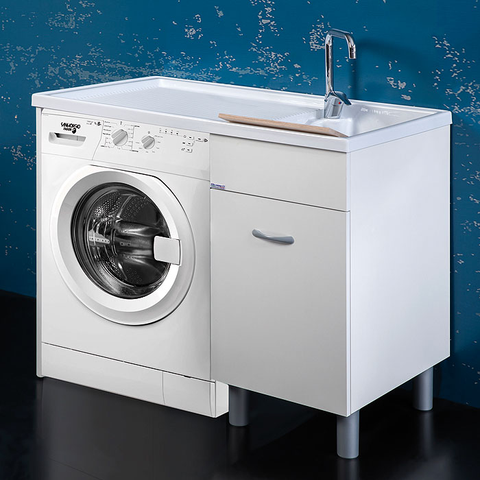 Mobile lavatrice 106x60xH90 Sirena