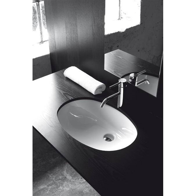 Lavabo Sottopiano cm 58x39 Parigi