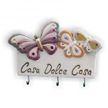 Appendino Casa dolce casa Farfalle