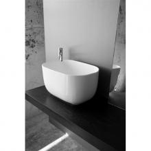 Lavabo Ovale cm 55x38 Catino Fly